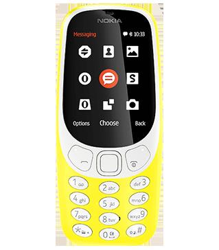 gul nokia 3310