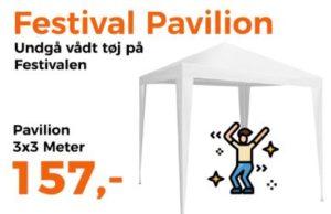 Festivalpavillon