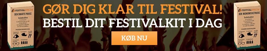 festivalpakke
