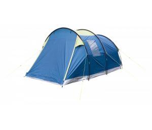 4 personers telt blå